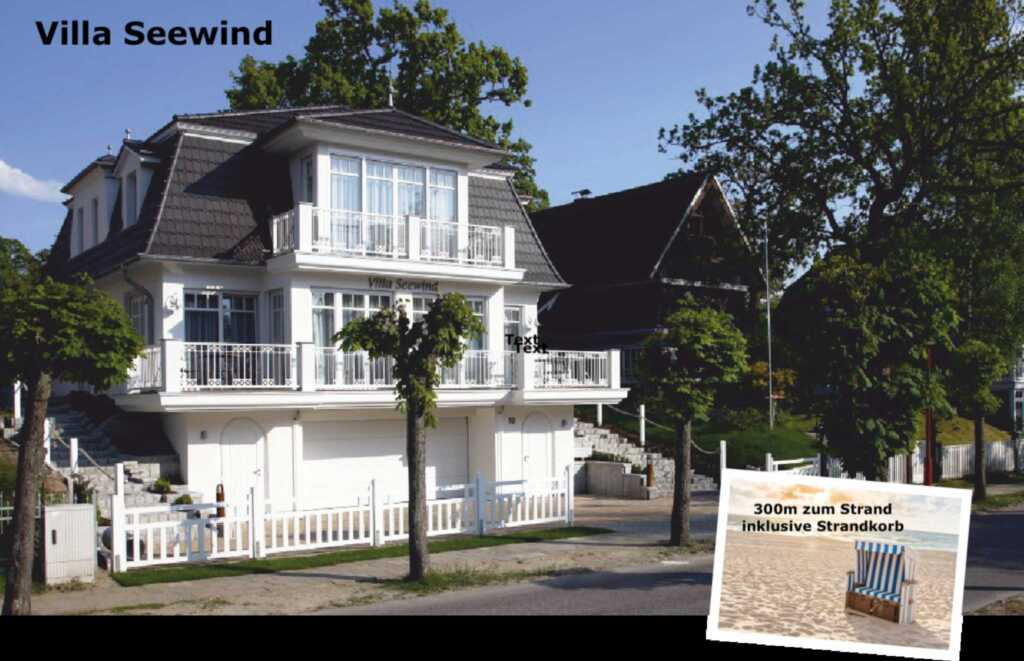 Villa Seewind by Binz Exquisit, Binz Exquisit 'VIL