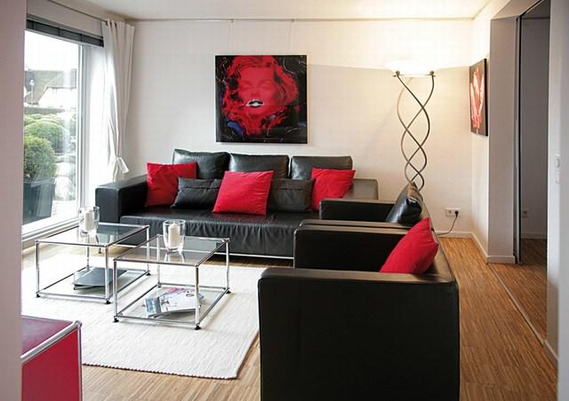 Schickes Endhausteil 'ModernArt' - REF00154, REF00