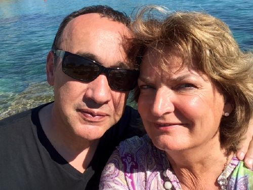 Regina und Erich, symphatische Gastgeber