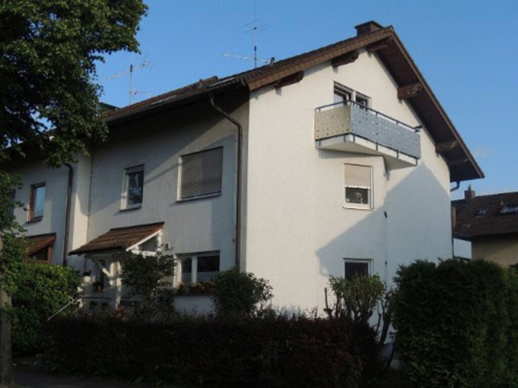 Gästehaus Kasper, Vierbettzimmer mit Terrasse, WC