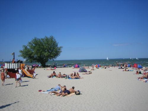 Strand von Ueckermünde