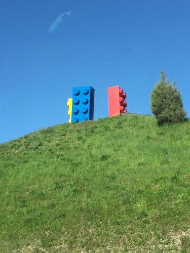 Legoland ganz in der Nähe