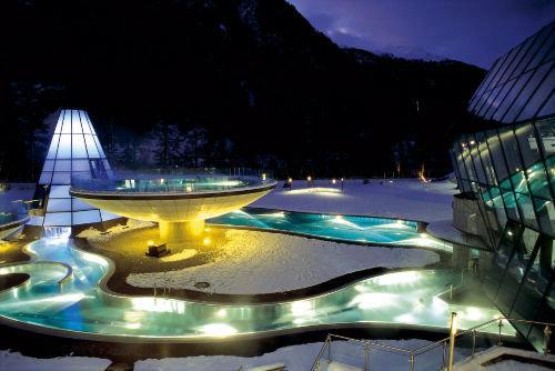 Tirol Therme Längenfeld-Aqua Dome
