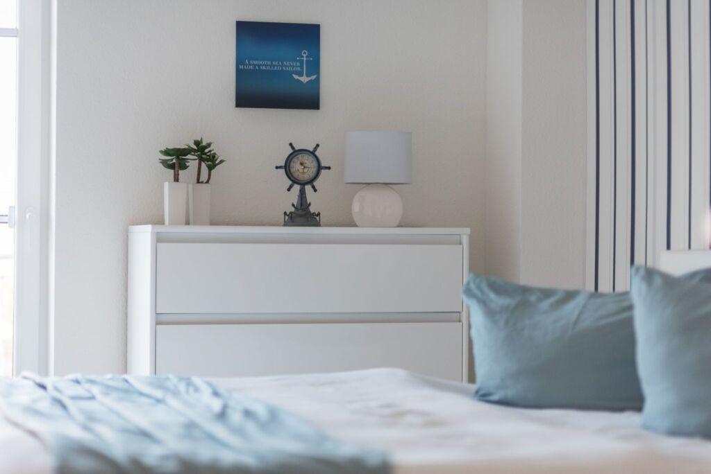 Residenz Sonnenschein WE 07 - Meerblick, 3-Zimmer-