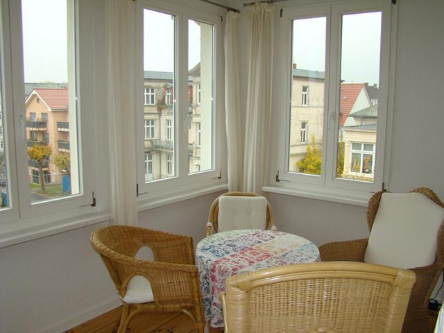 Ferienwohnungen Babendreyer, Wohnung 03 im 2.OG.-