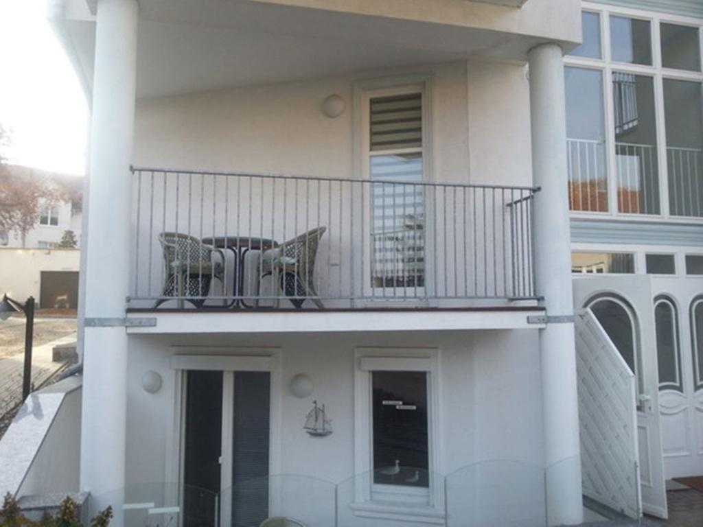 Villa Aida, FW 3 im Hochparterre mit Terrasse und