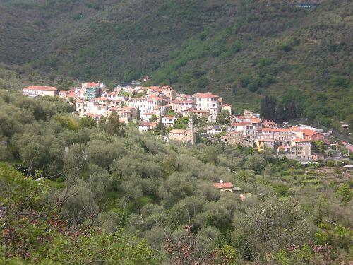 Das Dorf Ripalta