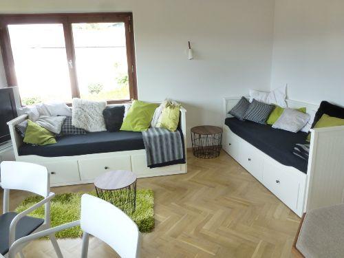 Wonhzimmer - Daybeds (Sofa oder Bett)