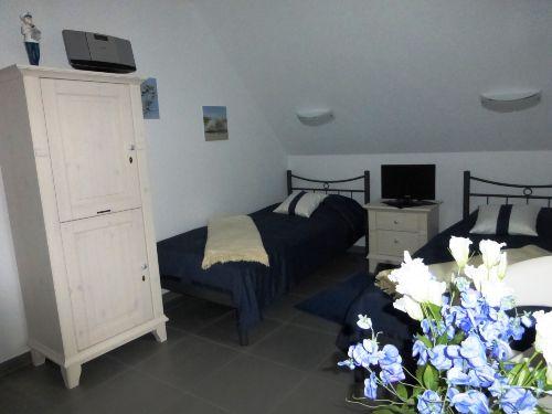 Sclafraum mit 2 Einzelbetten