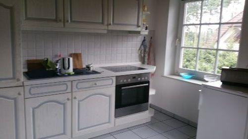 Küche von der linken Seite