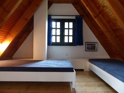 Schlafraum 2 mit Einzelbetten