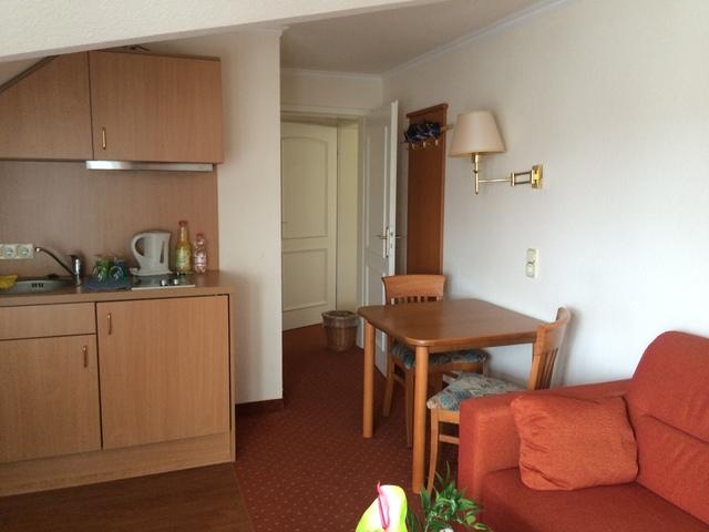 Appartementhaus 'Mona Lisa', 2-Raum Appartement mi