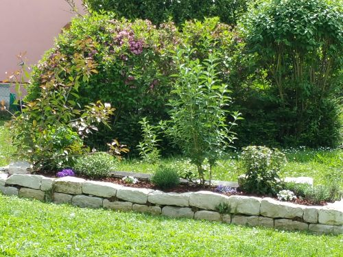 Garten zur alleinigen nutzung