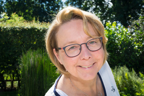 Frau Esther Blokzijl