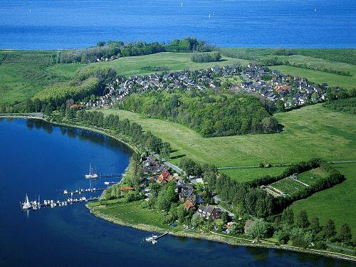 Maasholm-Bad: zwischen Ostsee und Schlei