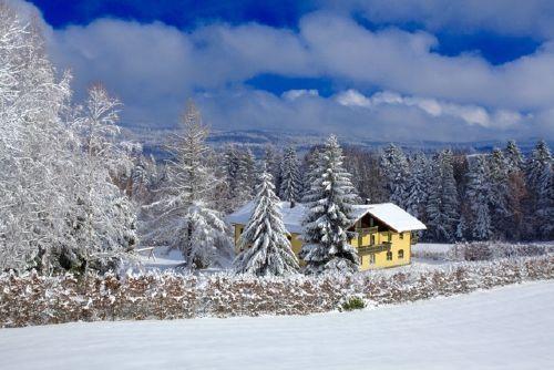 Herrliche Winterlandschaft