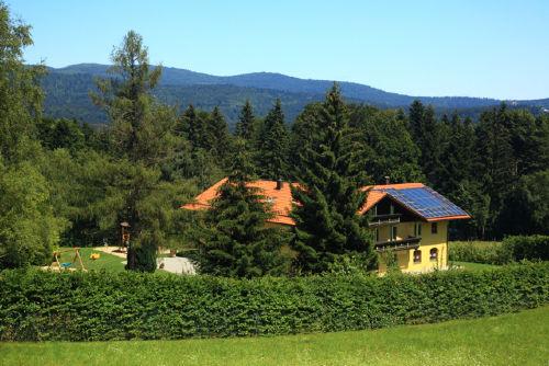 Landhaus St.Oswald im Sommer