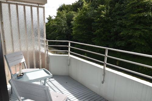 Ein sonniger Balkon zum verweilen