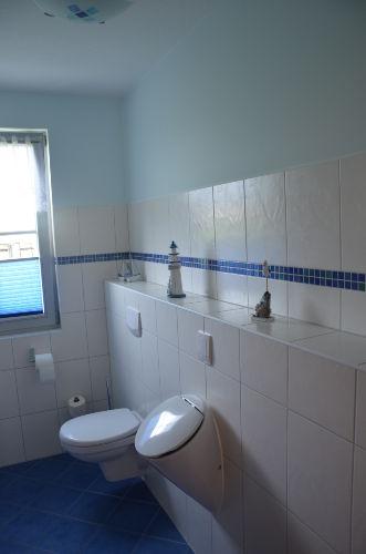 WC-Anlage im Wellnessbereich