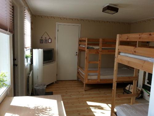 zubuchbares Apartment mit 4 Betten