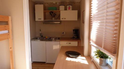 Küche im 4er Appartment
