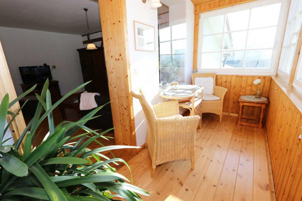 A.01 Haus Borgwardt Whg. 05 - ca. 150m Strand, Hau