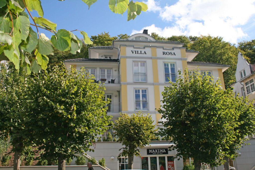 A.01 Villa Rosa Whg. 04 mit Balkon, Villa Rosa Whg