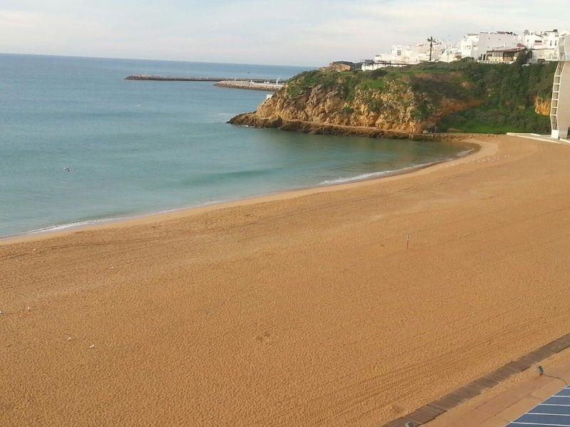 Praia do Peneco am Morgen