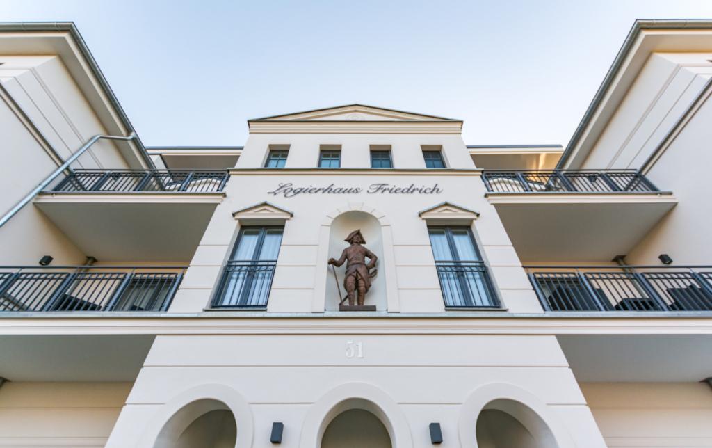 Logierhaus Friedrich WE 9