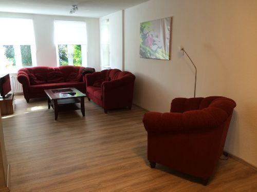 Wohnzimmer - Sitzbereich