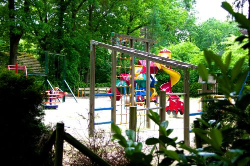 Eingang Ferienpark
