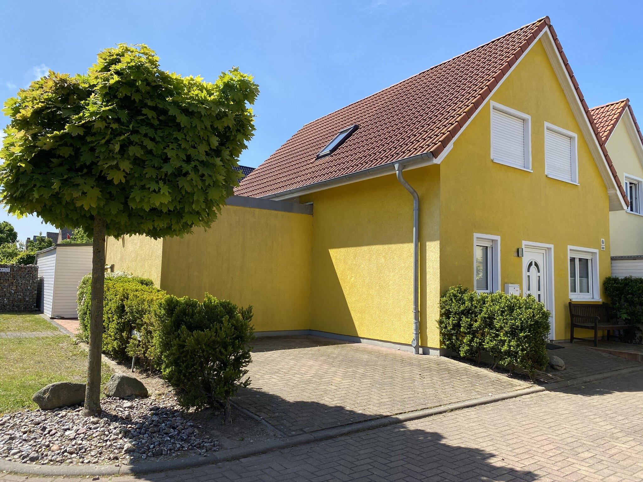 Detailbild von Ferienhaus 'Kiek in'