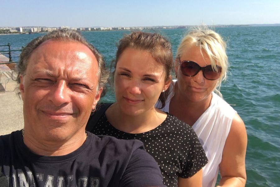 Wir Richters Janina, Marita und Reiner