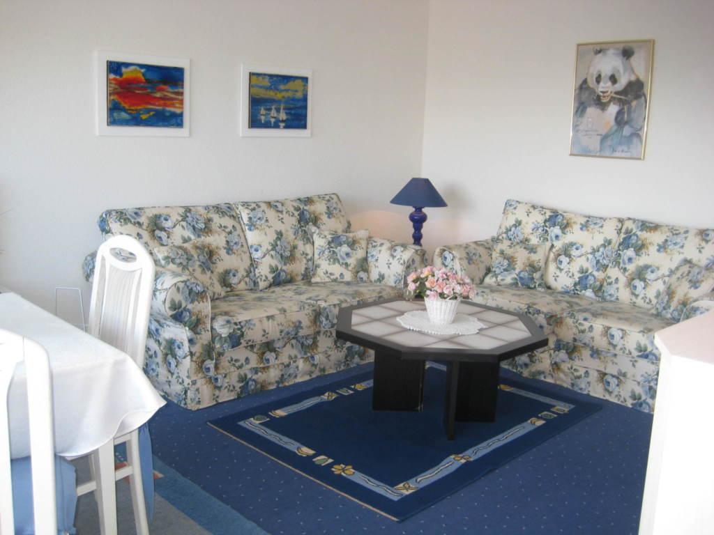 BUE - Haus Rainer (TM009), 701 2-Raum Balk Meerbli