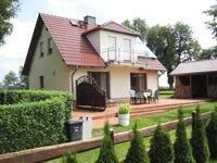 Ferienhaus am Fleesensee - 200 m bis zum Wasser, Ferienhaus mit 120 m² für 6 Pers. in Göhren-Lebbin - kleines Detailbild