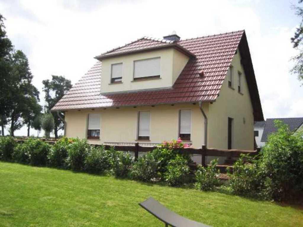 Ferienhaus am Fleesensee - 200 m bis zum Wasser, F