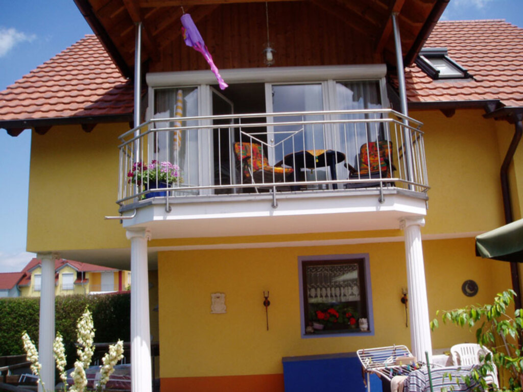 Ferienwohnung Friderich, FeWo Gartenblick