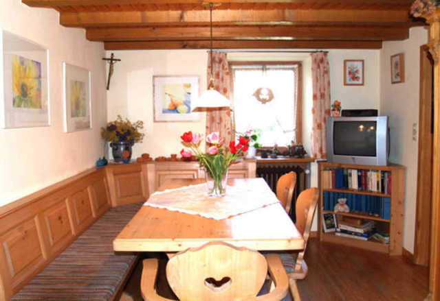 Bachhäusle, Doppelzimmer mit Zustellbett möglich (