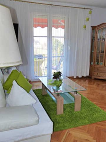 Haus Marija M., Nichtraucher-Twinbettzimmer (Balko
