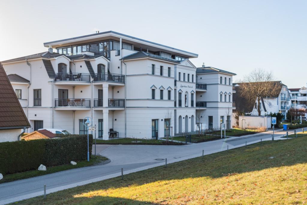 Logierhaus Friedrich WE 22