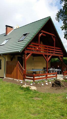 Ferienhaus in Vollrathsruhe