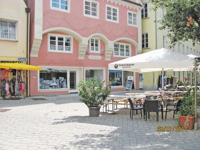 STORCHENFÄRBE, Smart Room i. d City-Fußgängerzone