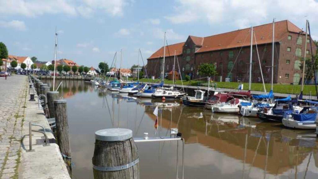 Ferienhaus 'Wattenmeer' an der Nordsee - 25832 T