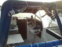 Hausboot-Charter (Demarczyk), Bootstyp 'Möwe' in Himmelpfort OT Pian - kleines Detailbild