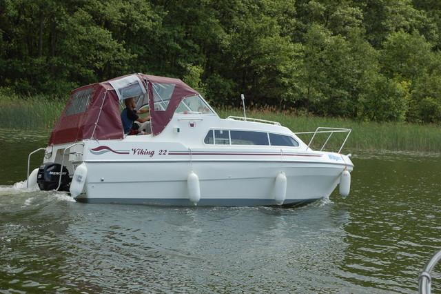 Hausboot-Charter (Demarczyk), Bootstyp 'Wildgans'