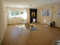 Haus der Besinnung - Seminarraum in Höchst-Annelsbach - kleines Detailbild
