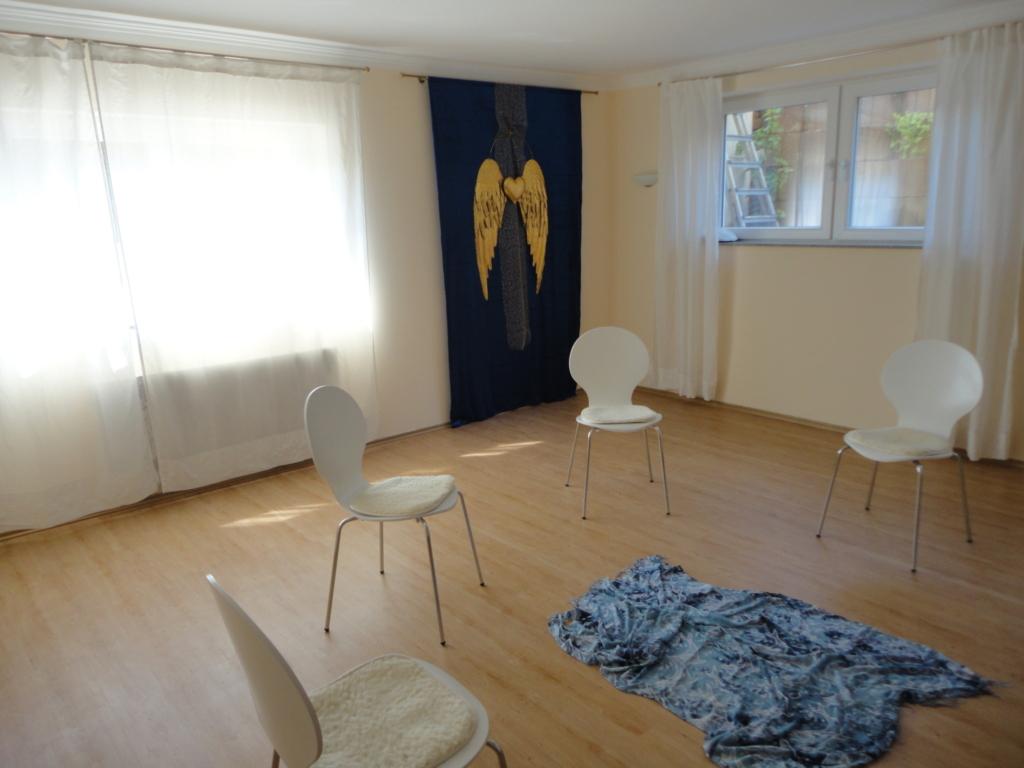 Haus der Besinnung - Seminarraum
