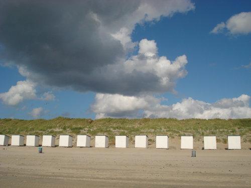 Strand in Burgh-Haamstede