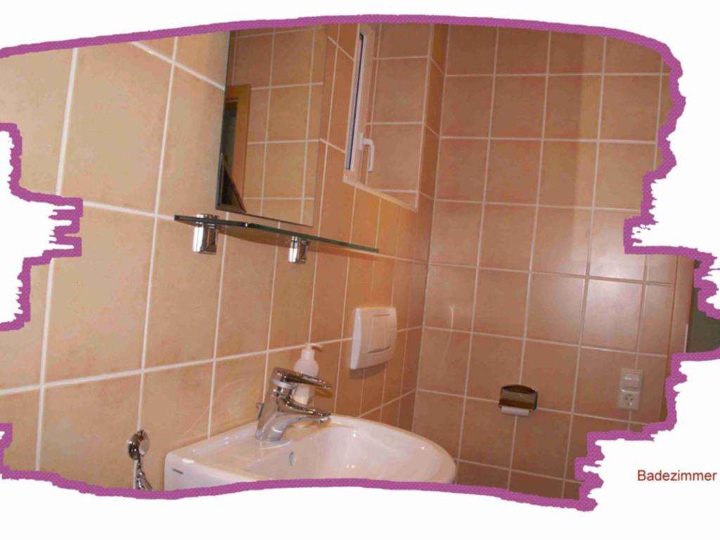 Villa Bimsstein, Nichtraucher-Appartement 70qm, 2