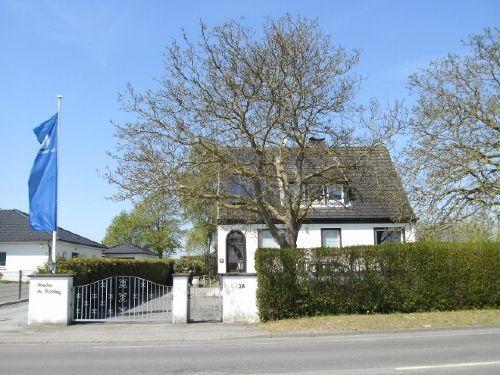 Detailbild von Ferienhaus Am Fuchsberg - Wohnung 'Zornige Ameise'